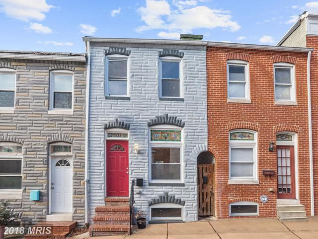 242 S Castle Street, Baltimore, MD 21231 (#BA10132571) :: Pearson Smith Realty