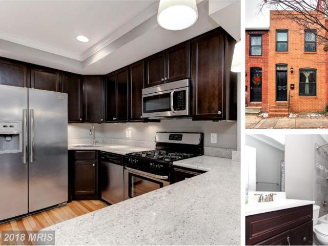 614 Milton Avenue S, Baltimore, MD 21224 (#BA10133003) :: Pearson Smith Realty