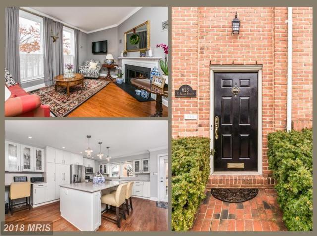 623 Sharp Street S, Baltimore, MD 21230 (#BA10133014) :: Pearson Smith Realty