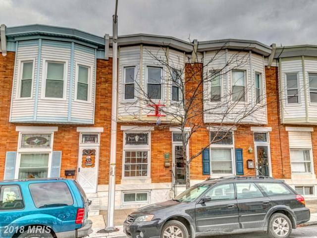 633 Linwood Avenue S, Baltimore, MD 21224 (#BA10133098) :: Pearson Smith Realty