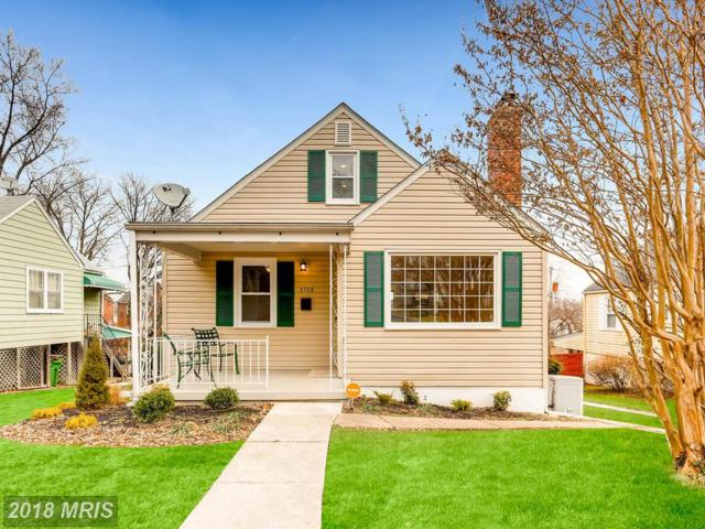 3706 Woodlea Avenue, Baltimore, MD 21206 (#BA10133233) :: Pearson Smith Realty