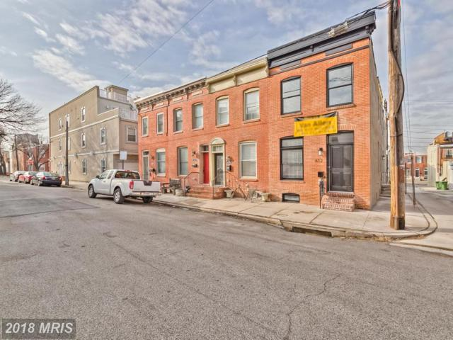 612 Bouldin Street S, Baltimore, MD 21224 (#BA10133658) :: Pearson Smith Realty