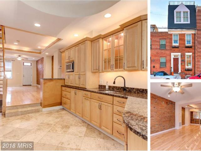 3403 Dillon Street, Baltimore, MD 21224 (#BA10133862) :: Pearson Smith Realty