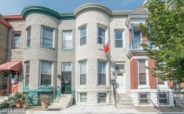 146 Lakewood Avenue N, Baltimore, MD 21224 (#BA10134108) :: The Dailey Group