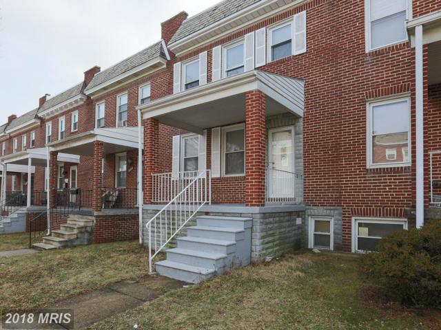 3575 Juneway, Baltimore, MD 21213 (#BA10134432) :: Pearson Smith Realty