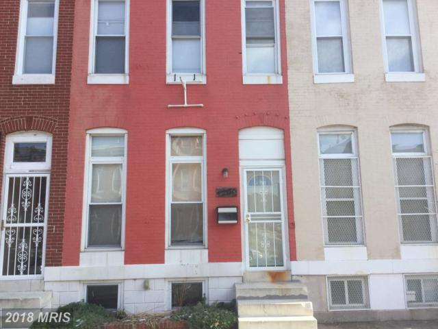 1503 Bond Street, Baltimore, MD 21213 (#BA10134516) :: Pearson Smith Realty