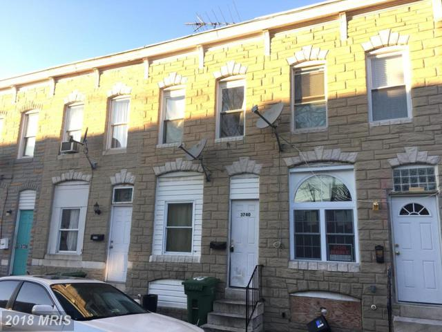 3740 Mount Pleasant Avenue, Baltimore, MD 21224 (#BA10134924) :: Pearson Smith Realty