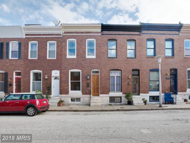 117 Curley Street S, Baltimore, MD 21224 (#BA10135038) :: Pearson Smith Realty