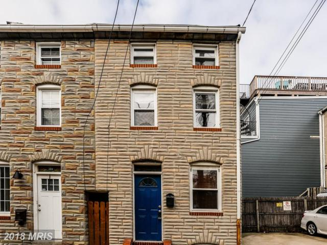 302 Durham Street S, Baltimore, MD 21231 (#BA10135128) :: Pearson Smith Realty