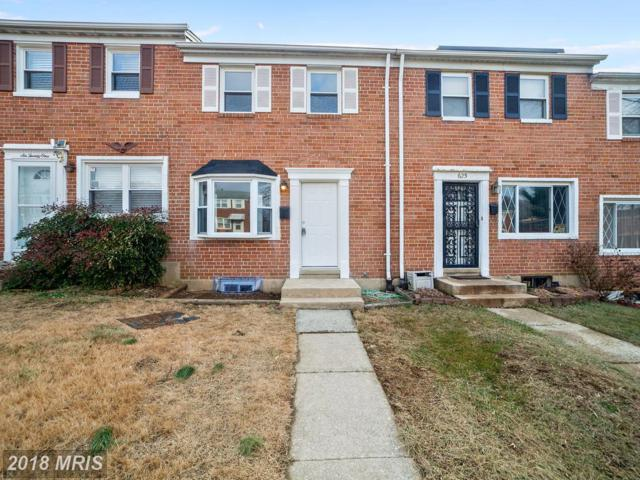623 Markham Road, Baltimore, MD 21229 (#BA10135166) :: Pearson Smith Realty