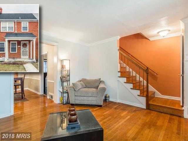 1318 Meridene Drive, Baltimore, MD 21239 (#BA10135744) :: The Gus Anthony Team