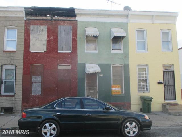 2610 Woodbrook Avenue, Baltimore, MD 21217 (#BA10135838) :: Pearson Smith Realty