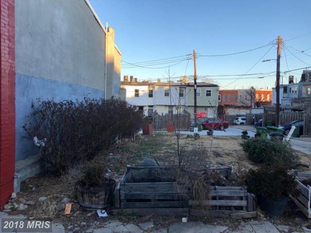 105 Bradford Street, Baltimore, MD 21224 (#BA10135983) :: Pearson Smith Realty