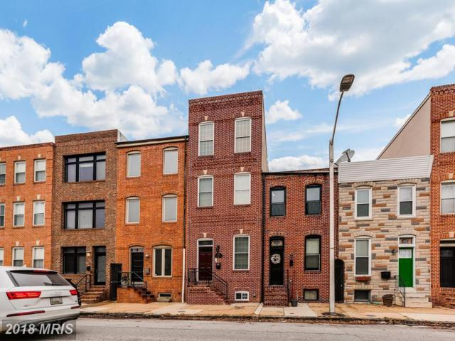 3206 O'donnell Street, Baltimore, MD 21224 (#BA10136219) :: Pearson Smith Realty