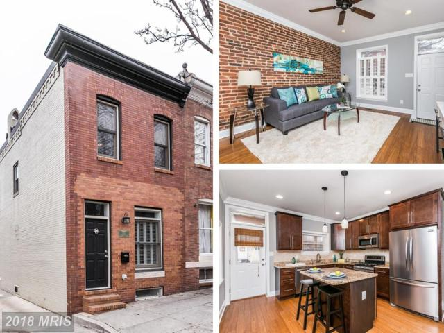 732 Lakewood Avenue S, Baltimore, MD 21224 (#BA10136306) :: Pearson Smith Realty