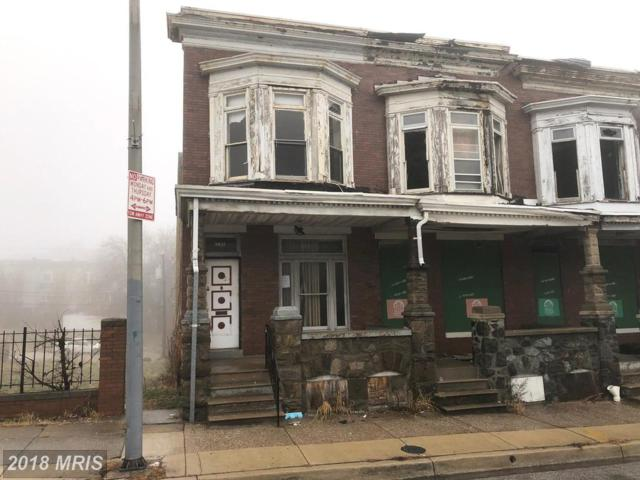 3631 Park Heights Avenue, Baltimore, MD 21215 (#BA10136839) :: The Lingenfelter Team