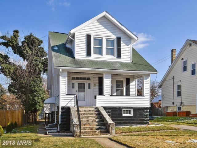 3810 Forrester Avenue, Baltimore, MD 21206 (#BA10137040) :: Pearson Smith Realty