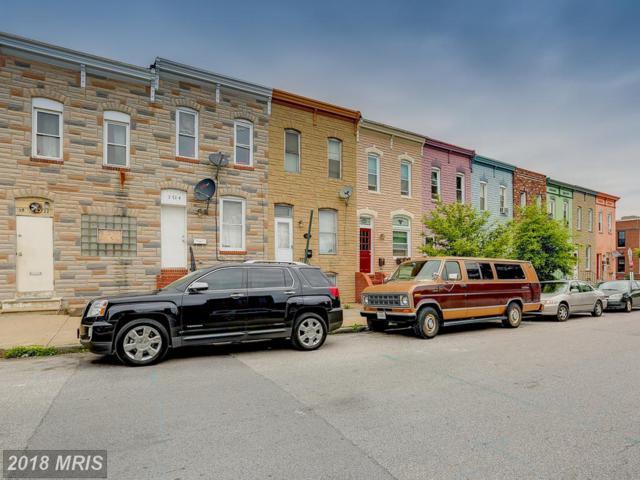 3728 Gough Street, Baltimore, MD 21224 (#BA10137538) :: Pearson Smith Realty