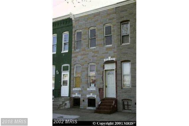 607 Bentalou Street, Baltimore, MD 21223 (#BA10137714) :: Pearson Smith Realty