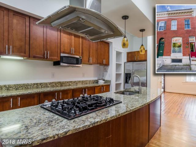 2933 Baltimore Street E, Baltimore, MD 21224 (#BA10137756) :: The Dailey Group