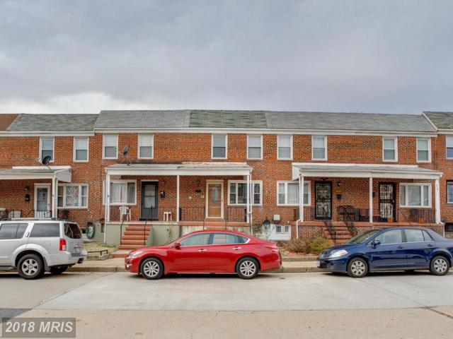 720 Umbra Street, Baltimore, MD 21224 (#BA10138357) :: Pearson Smith Realty