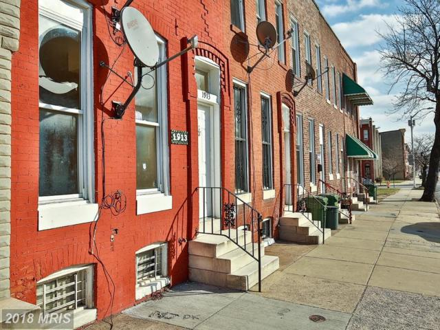 1913 Division Street, Baltimore, MD 21217 (#BA10138510) :: Pearson Smith Realty