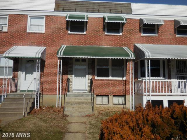 4760 Shamrock Avenue, Baltimore, MD 21206 (#BA10138542) :: The Upham Group | Powered by Five Doors