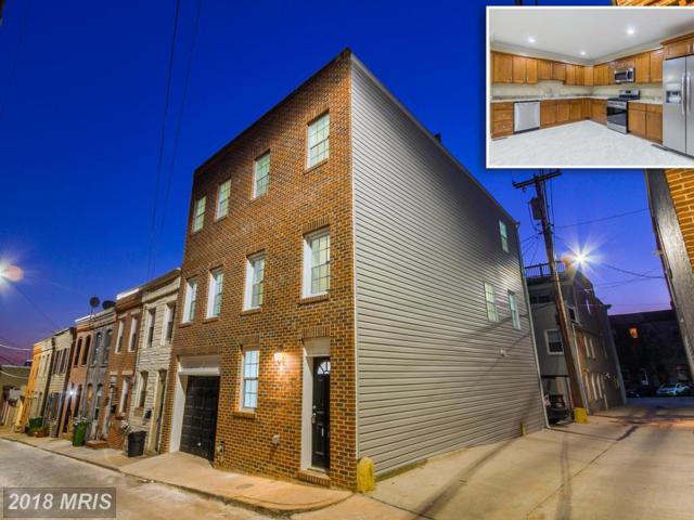 220 Duncan Street S, Baltimore, MD 21231 (#BA10138608) :: Pearson Smith Realty