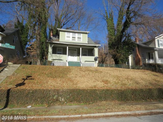 4412 Wakefield Road, Baltimore, MD 21216 (#BA10138823) :: The Gus Anthony Team