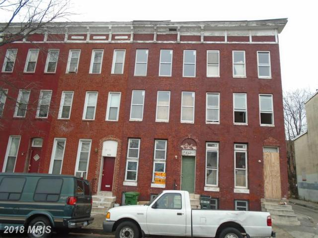 627 Pitcher Street, Baltimore, MD 21217 (#BA10139517) :: Pearson Smith Realty
