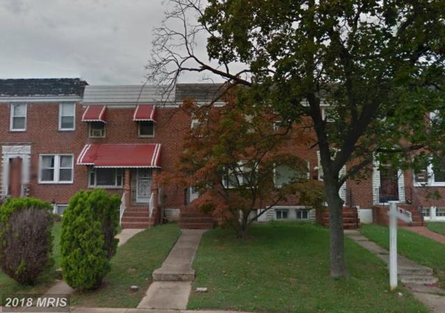 4040 Lyndale Avenue, Baltimore, MD 21213 (#BA10140287) :: The Dailey Group