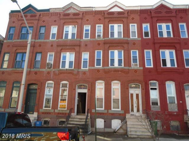 1005 Lafayette Avenue W, Baltimore, MD 21217 (#BA10140310) :: The Dailey Group