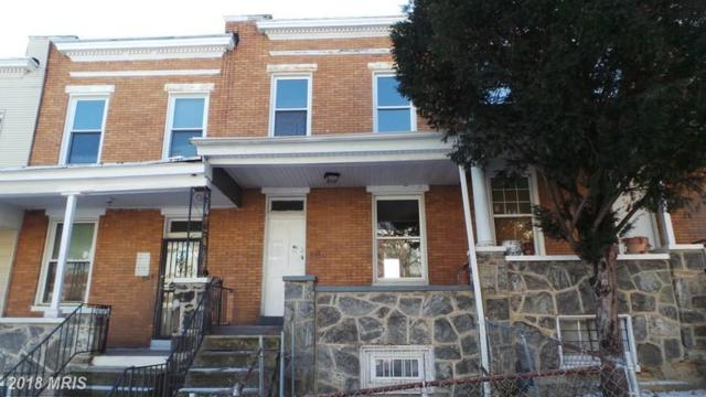 741 Bartlett Avenue, Baltimore, MD 21218 (#BA10140367) :: The Dailey Group