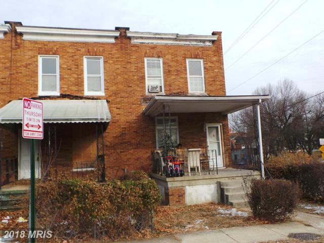 3000 Harlem Avenue, Baltimore, MD 21216 (#BA10140475) :: The Dailey Group
