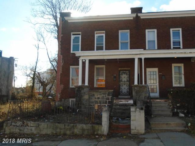 2226 Monroe Street N, Baltimore, MD 21217 (#BA10141600) :: CR of Maryland