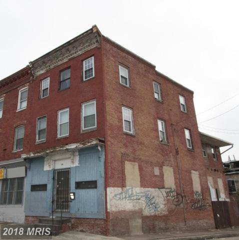 2119 Frederick Avenue, Baltimore, MD 21223 (#BA10144073) :: CR of Maryland