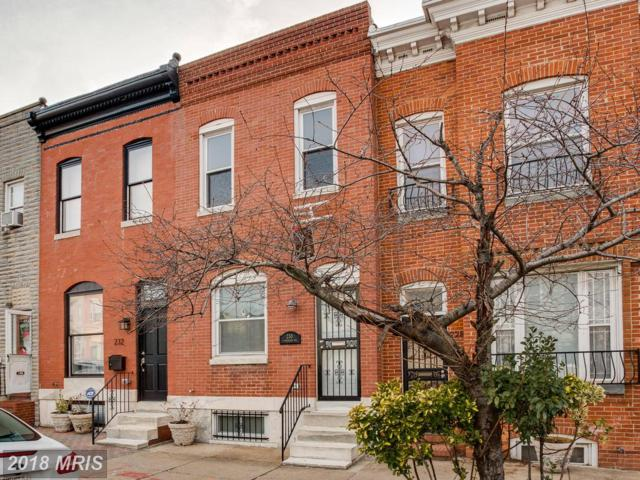 230 Highland Avenue, Baltimore, MD 21224 (#BA10145075) :: AJ Team Realty