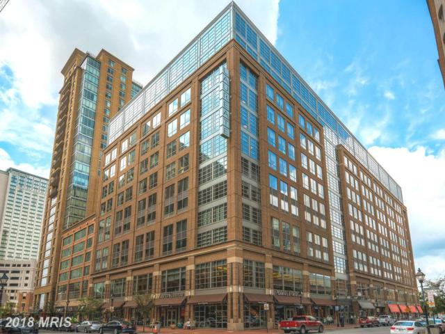 850 Aliceanna Street #405, Baltimore, MD 21202 (#BA10146760) :: SURE Sales Group