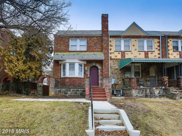 3760 Dolfield Avenue, Baltimore, MD 21215 (#BA10148696) :: The Gus Anthony Team