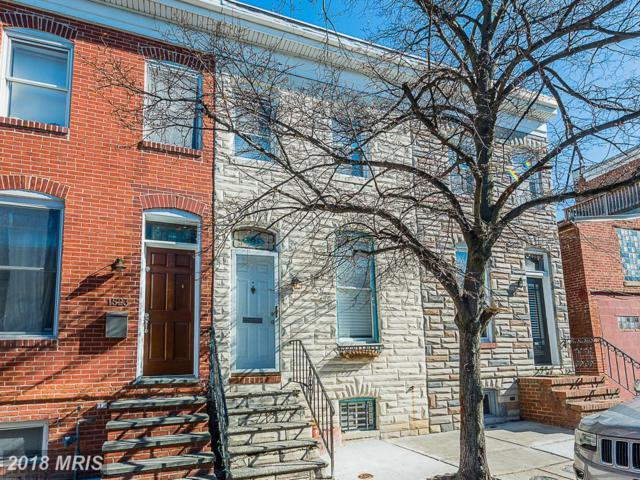1525 William Street, Baltimore, MD 21230 (#BA10148930) :: The Gus Anthony Team