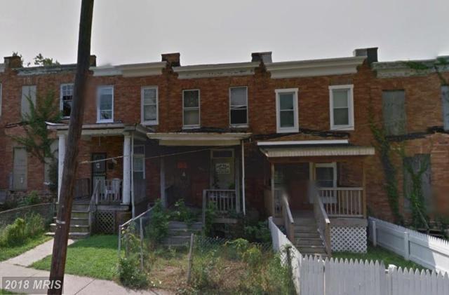 1004 Franklintown Road N, Baltimore, MD 21216 (#BA10149923) :: Bob Lucido Team of Keller Williams Integrity