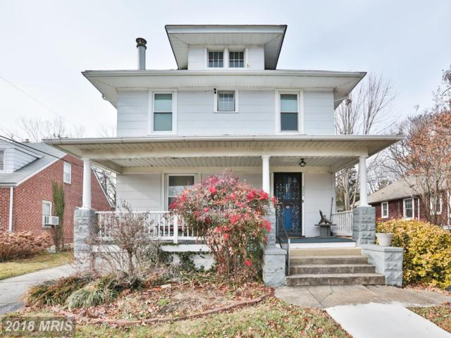 5204 Greenwich Avenue, Baltimore, MD 21229 (#BA10150110) :: The Gus Anthony Team