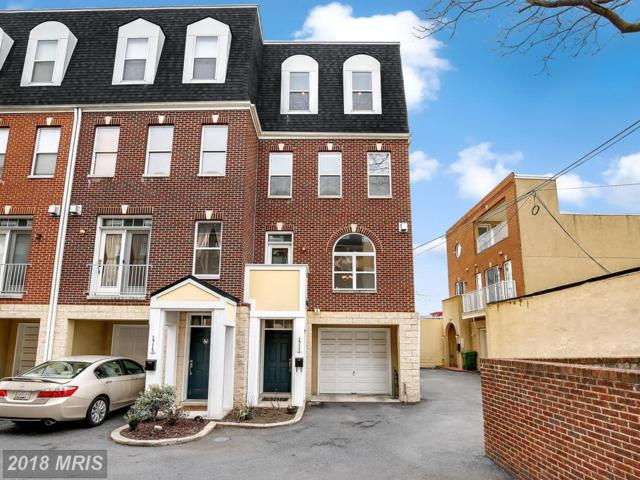 1711 Mount Pleasant Avenue, Baltimore, MD 21231 (#BA10150943) :: The Gus Anthony Team