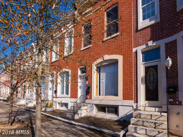425 Luzerne Avenue, Baltimore, MD 21224 (#BA10153372) :: The Gus Anthony Team