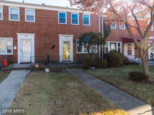 1117 Elbank Avenue, Baltimore, MD 21239 (#BA10153375) :: The Gus Anthony Team