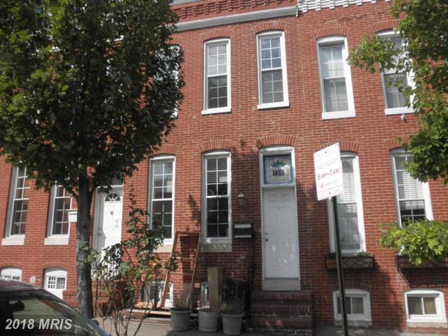 138 Collington Avenue, Baltimore, MD 21231 (#BA10153466) :: SURE Sales Group