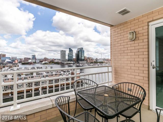 100 Harborview Drive #909, Baltimore, MD 21230 (#BA10153887) :: CR of Maryland