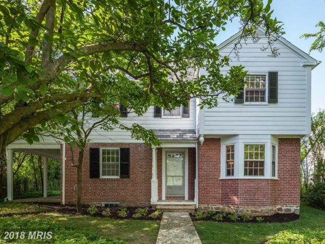 118 Homeland Avenue, Baltimore, MD 21212 (#BA10155695) :: The Gus Anthony Team
