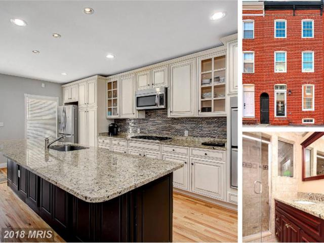 1109 William Street, Baltimore, MD 21230 (#BA10156296) :: The Gus Anthony Team
