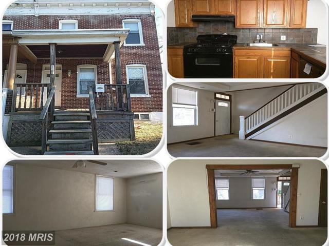 127 Kossuth Street, Baltimore, MD 21229 (#BA10157851) :: CORE Maryland LLC